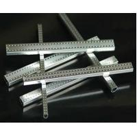 Quality Aluminum Tube Production Line Spacer Bar For Hollow Window High Strength for sale
