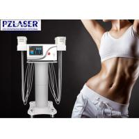 Quality Smooth Fatigue 4d Lipo Laser Slimming Machine For Weight Loss Physical Therapy for sale
