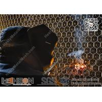 """Buy cheap Hex-steel Grating Stainless Steel 304 3/4"""" depth, 14gauge 