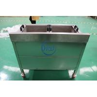 Buy cheap Gas / Electric Heating Chicken Deep Fryer Machine Commercial Two Baskets from wholesalers