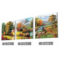 Buy Scenery Design 3D Lenticular Printing Service 3D Frameless Pictures at wholesale prices