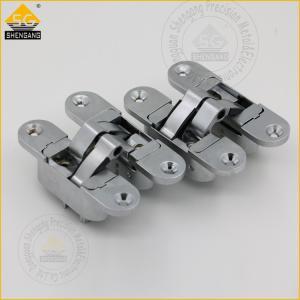Quality Professional 40kg Three Way Adjustable Hidden Door Hinges Hardware Concealed Door Hinge for sale