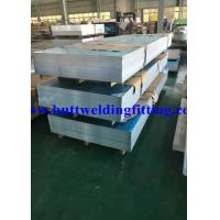 Quality 6061 5000 Series Stainless Steel Plate for Heat Exchanger Material GB/T3880.1-2006 for sale
