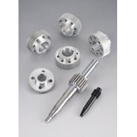 Quality CNC Machined Components Ra 0.4 Um Surface Roughness For industrial plastic parts/cnc turned components for sale