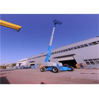 Quality Extend Horizontally Boom Man Lift Turn Around 360 Degrees Joint Venture Imported for sale