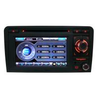 Quality AUDI A3 ST-8603 Automobile iPod Dual Zone Audi Car DVD Player With GPS, PIP, Steering Wheel for sale