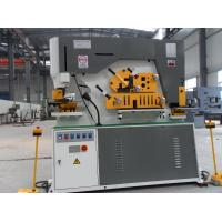 Buy NFL Q35Y Series 300 tons universal ironworker, universal ironworker at wholesale prices