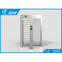 Quality RFID Electronic Turnstile Entry Systems , Football Stadium Turnstiles Fault Detectio for sale