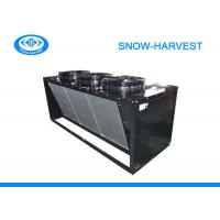 Quality V Type Air Cooled Condenser Low Noisy Industrial Air Chiller FNV Series for sale