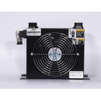 Quality Hydraulic Air Oil Cooler Mobile Air Cooled Heat Exchanger - DC Drive for sale