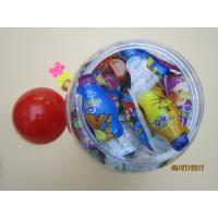 Quality Compress Candy In Cola Bottle Shape Toy , Sweet And Sour Taste Christmas Novelty Candy for sale
