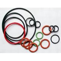 Quality Odourless Colored Silicone O Rings Diameter 20 Mm To 1500mm For Sealing for sale