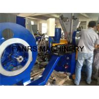Quality Air Ventilating Spiral Tube Forming Machine With Photoelectric Tracking System for sale