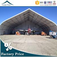 Buy Professional Aircraft Hangar Corporate  Tent With Strong Frame From Guangzhou at wholesale prices