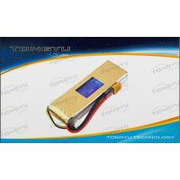 Quality Li-Polymer RC Battery Pack 11.1V 3700mAh With 30C Continuous Discharge Current For RC Plane , RC Toys for sale