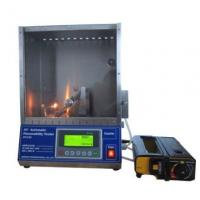 Quality ASTM D1230,FTMS191-5908, CFR 16-1610, CALIF TB117 45 Degree Automatic Textile Flammability Tester for sale