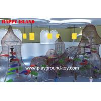 Buy cheap Kids Physical Trainning Adventure Play Equipment For Outdoor Or Indoor from wholesalers