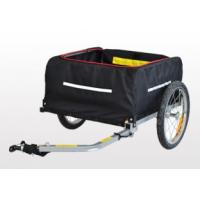 Buy Bicycle Cargo Trailer with waterproof textile cover at wholesale prices