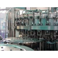 Quality Carbonated Filling Line for sale