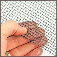 China Woven 304 316 316L Stainless Steel Wire Mesh Screen 0.025-2.0mm Wire Gauge on sale