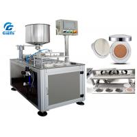 High Performance Cosmetic Filling Machine For Sponge Type