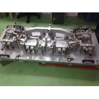 Quality Instrument Panel Dashboard Checking Jig Fixture PartsCNC Workholding Clamps For Brake Board for sale