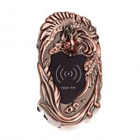 Quality Plated Antique Copper Electronic Cabinet Lock Card / Key Open For Swimming Park for sale
