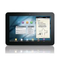 Quality 1G DDR3 and 16G Nand flash 10 Inch Capacitive Tablet PC 1280 * 800 Pixels for sale