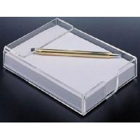 Quality High quality paper Acrylic Memo Holder With Reasonable Price for sale
