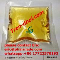 Quality Cutting Cycle Equipoise 300mg/ml Boldenone Undecylenate 300mg/ml for sale