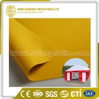 Buy cheap Anti-corrosive PVC Coated Fabric for Tents from wholesalers