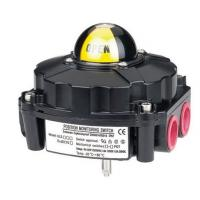 Quality Compact Pneumatic Valve Actuator Limit Switch Box With Epoxy Polyester for sale