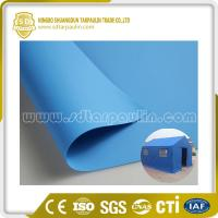 Buy cheap PVC Tent Coating Fabric Flame Retardant Fabric from wholesalers