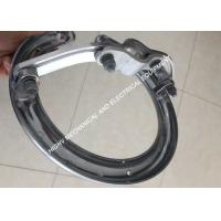 Quality ZL101 Grade Aluminium Corona Rings , Insulator Pressure Ring 305mm Outer Diameter for sale