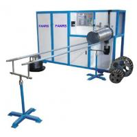 Quality Flexible Aluminum Flexible Duct Forming Machine 0 - 25 m / min Speed for sale