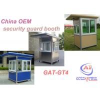 China OEM popular type custom size sentry garden shed stainless steel or color steel on sale