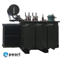 Quality 30kV Oil Immersed Transformer With Stable Operation Three Phase Two Winding for sale