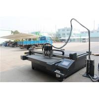 Quality Flatbed digital cutter Machine with cutting area 2500*1600mm 1700*1300mm 1300*1000mm for sale