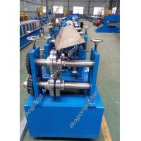 Quality Customized C&Z Purlin Roll Forming Machine 15 - 20m / Min Forming Speed for sale