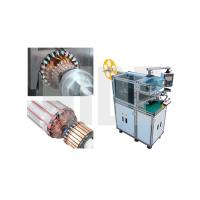 Buy Pneumatic Rotor Slot Wedge Inserting Machine / Automatic Coiling Machine at wholesale prices