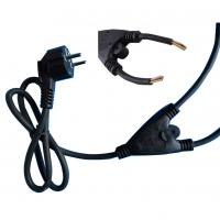 Quality VDE 1 to 2 power extension cable for sale