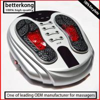 electrode pulse foot massager