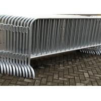 Quality Galvanized Temporary Construction Fence Movable Traffic Control Barrier Fence for sale