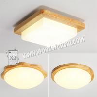 China Glass Material Ceiling Lamp For Long Distance Infrared Playing Card Scanner on sale