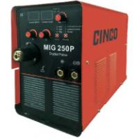 Quality Three Phase Aluminum Welding Machine , 250 Pulse MIG Welder Aluminum 60% Duty Cycle for sale