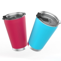 Quality 16oz Vacuum Insulated Flask for sale
