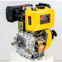Quality 4Hp KA170F Air Cooled Diesel Engines For Boats / Tillers for sale