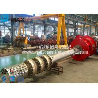Quality Firefighting Use Cast Iron Bearing Housing Multistage Vertical Turbine Fire Pump Sets With 1000 Usgpm for sale