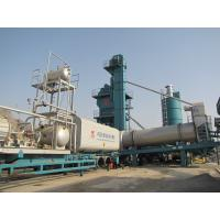 Quality 30 Cubic Meter Asphalt Tank Mobile Asphalt Batching Plant With 300000 KCAL Boiler for sale