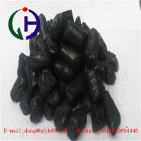 Quality Black Solid Medium Temperature Coal Tar Pitch For Graphite Electrode Industrial Grade for sale